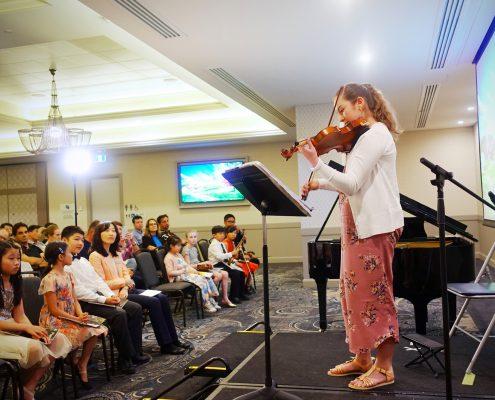 Violin lessons Strathfield